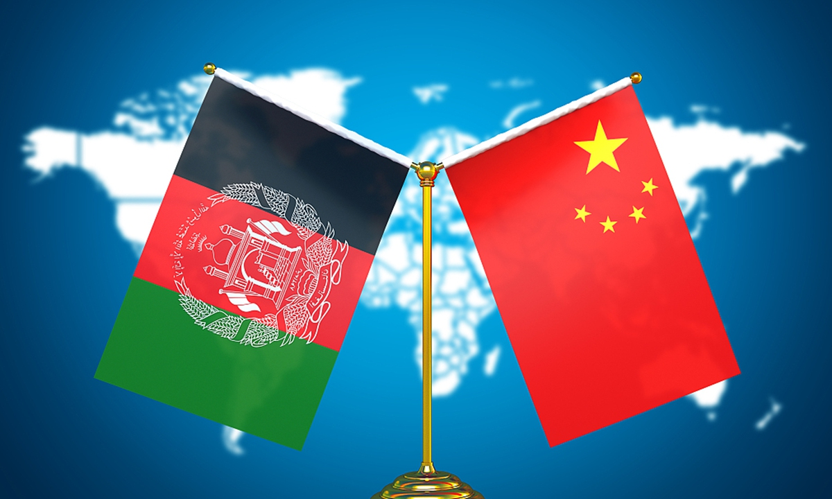 China Afghanistan Photo:VCG