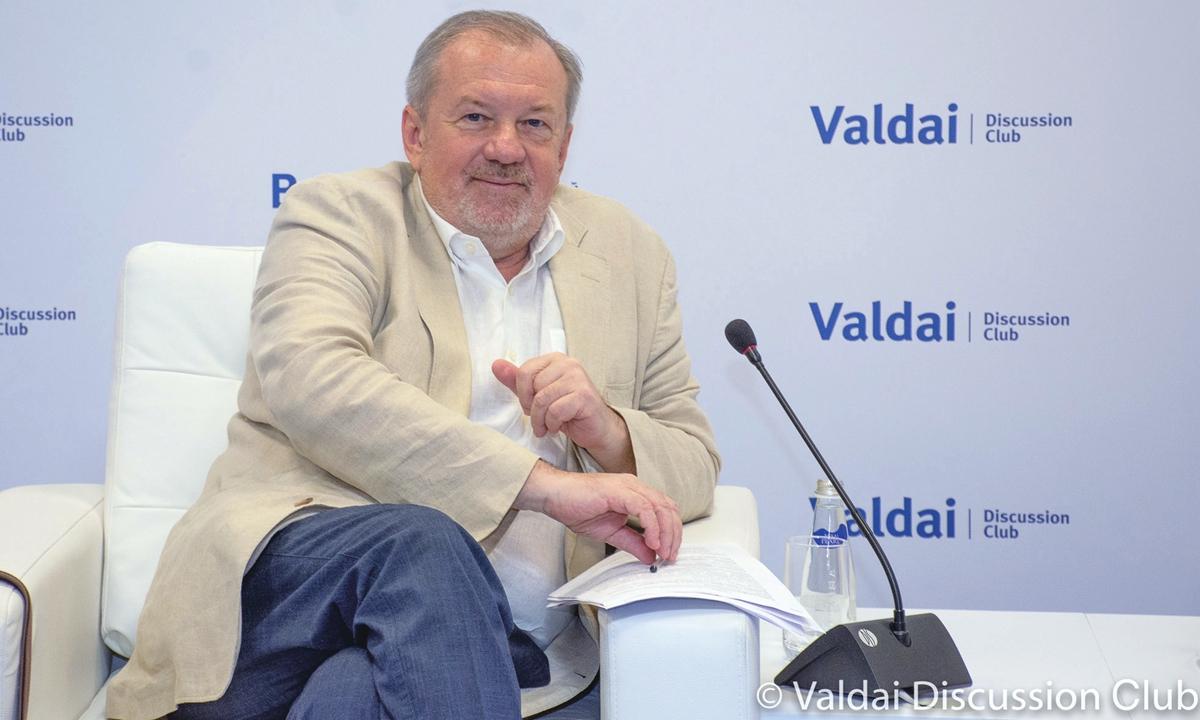 Andrey Bystritskiy.