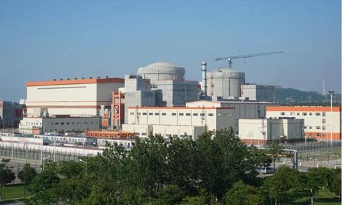 Hong Yanhe nuclear power plant