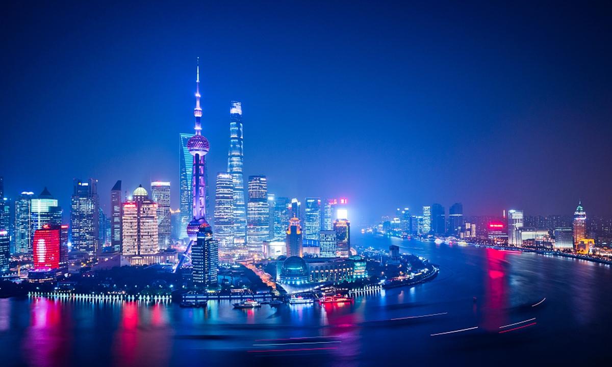 Shanghai Photo: VCG