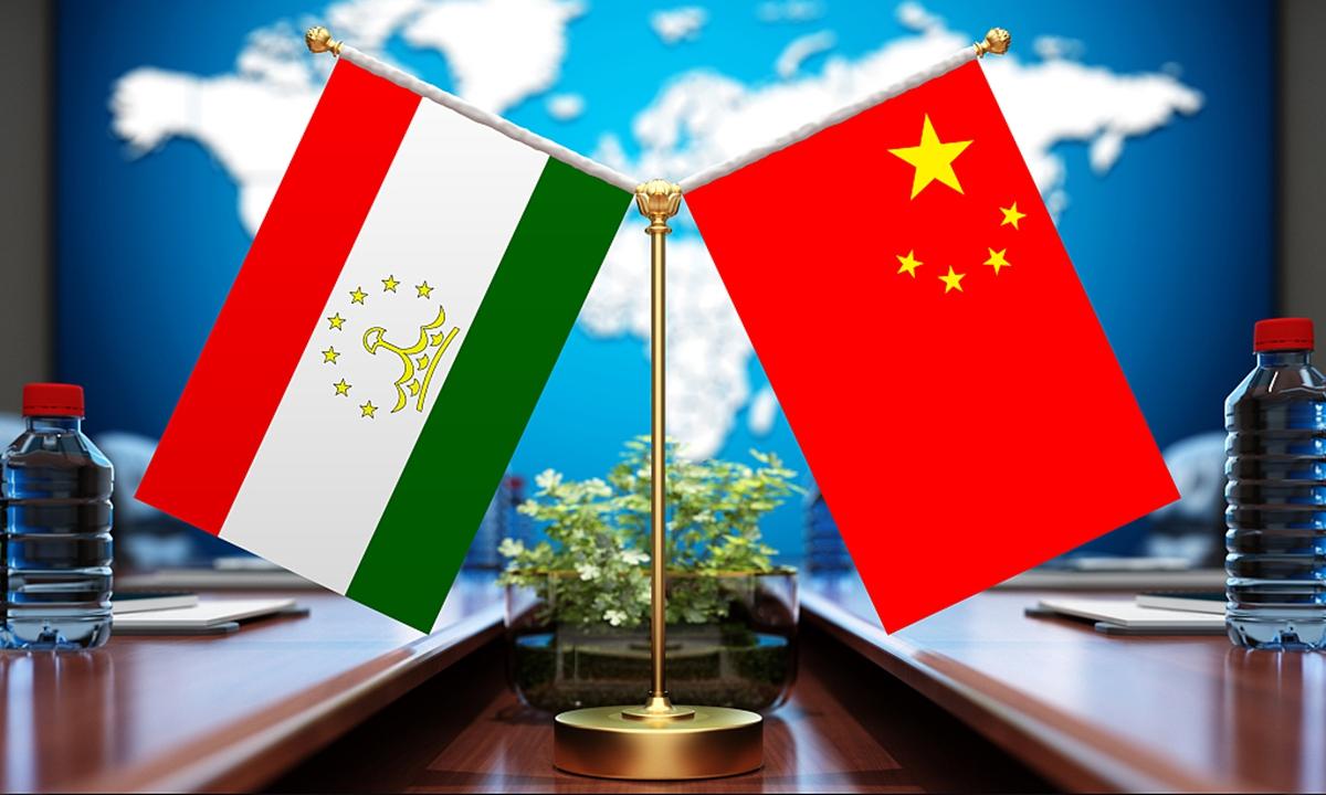 China Tajikistan  Photo: VCG