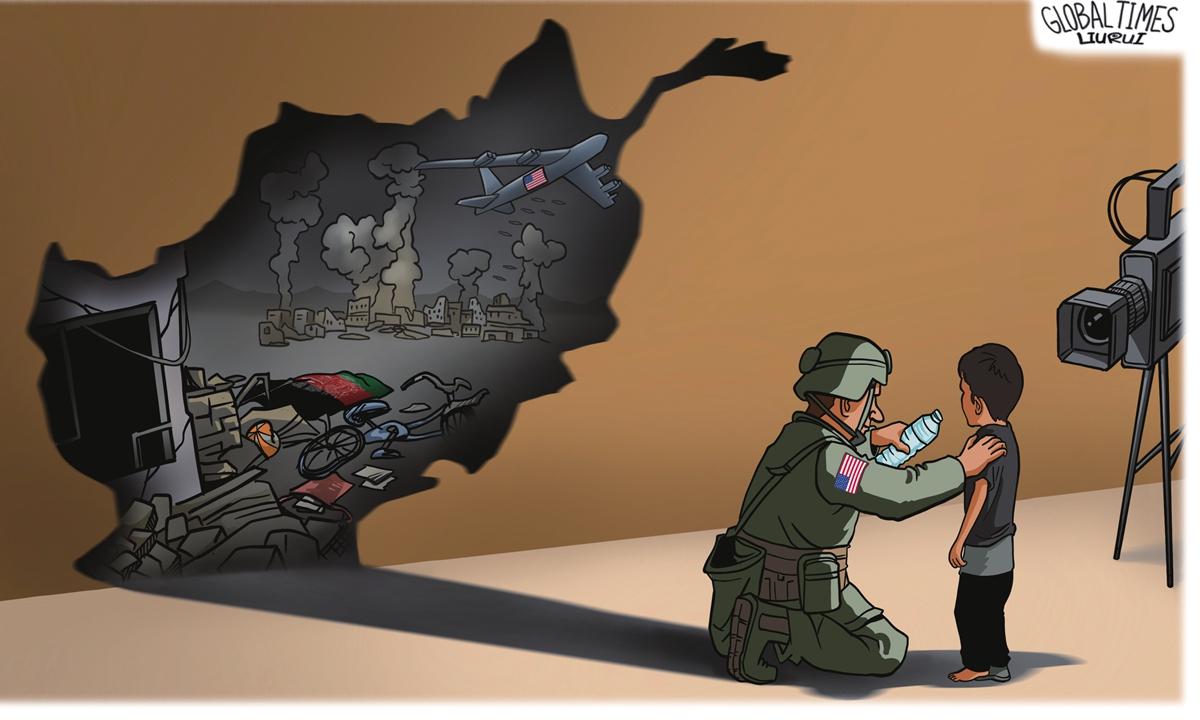 Illustration: Liu Rui/Global Times