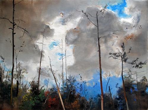 Nei Meng Feng Guang 120 cm x 90 cm, 2012