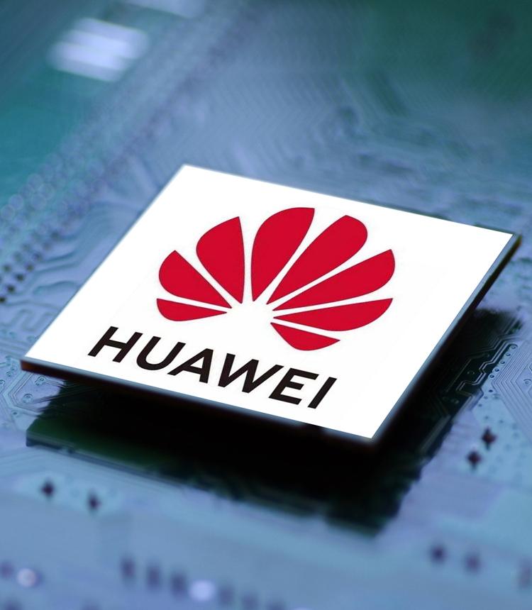 Huawei. Photo: VCG