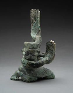 Relics unearthed from Sanxingdui Ruins Photo: Courtesy of Sichuan Provincial Cultural Relics and Archaeology Research Institute