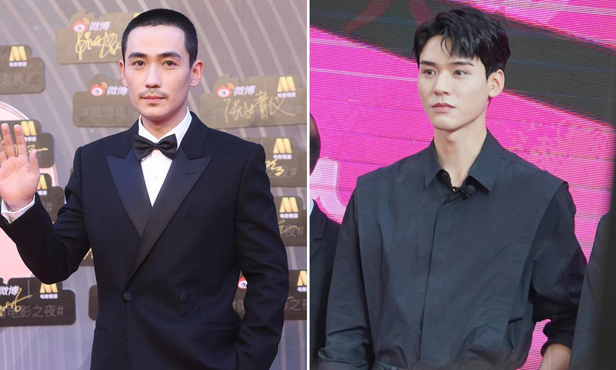 Zhu Yilong and Gong Jun Photo:VCG
