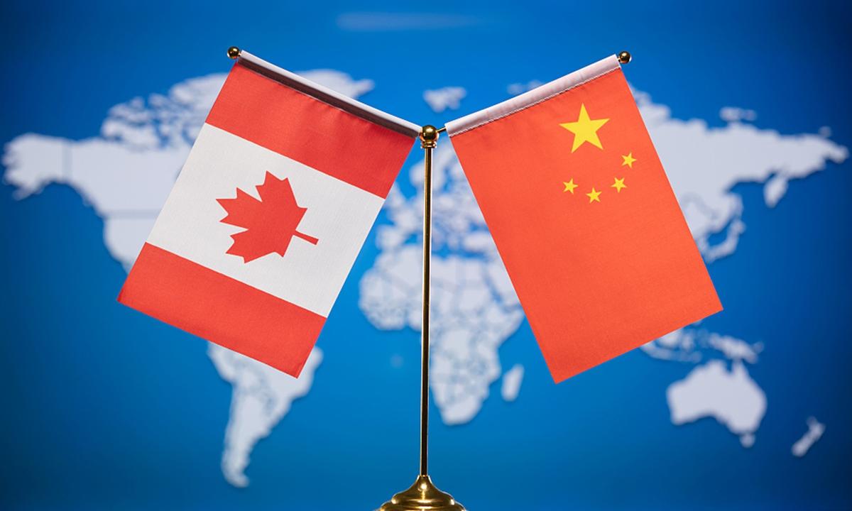 China, Canada Photo: VCG