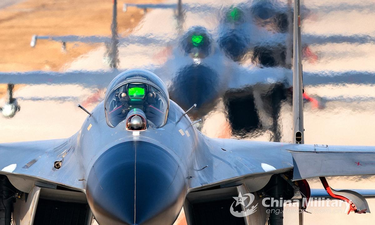 File photo: China Military