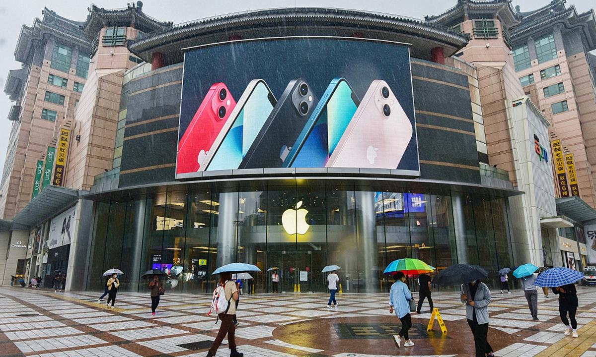 苹果中国生产线因原材料供应紧张而中断,iPhone 13系列出货量受影响